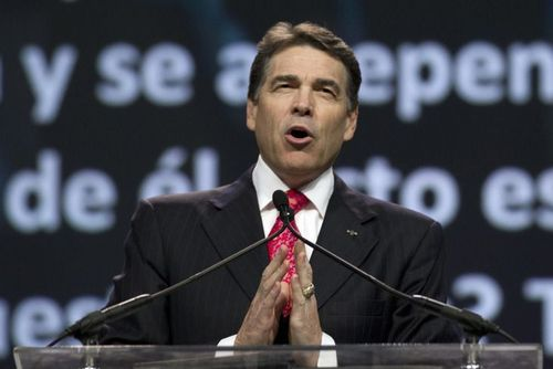 Rick Perry Will Turn on Medical Marijuana
