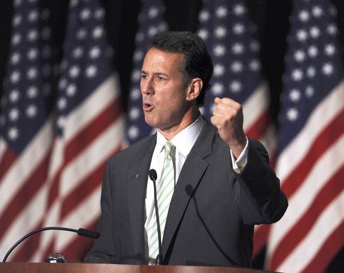 Rick Santorum Legalizw