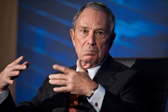 Michael Bloomberg New York Marijuana